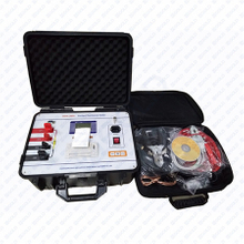 GDHL 100A, 200A, 400A Circuit Breaker Makipag-ugnay sa Resistance Tester, Loop Resistance Tester